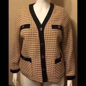 Lane Bryant womans Jacket size 16